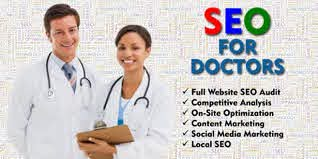 SEO for Doctors | Online Marketing for Doctors | PPC for Doctors